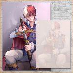 RPG Prince Todoroki (A4)