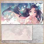 Ethereal butterfly Daki (Special A4)